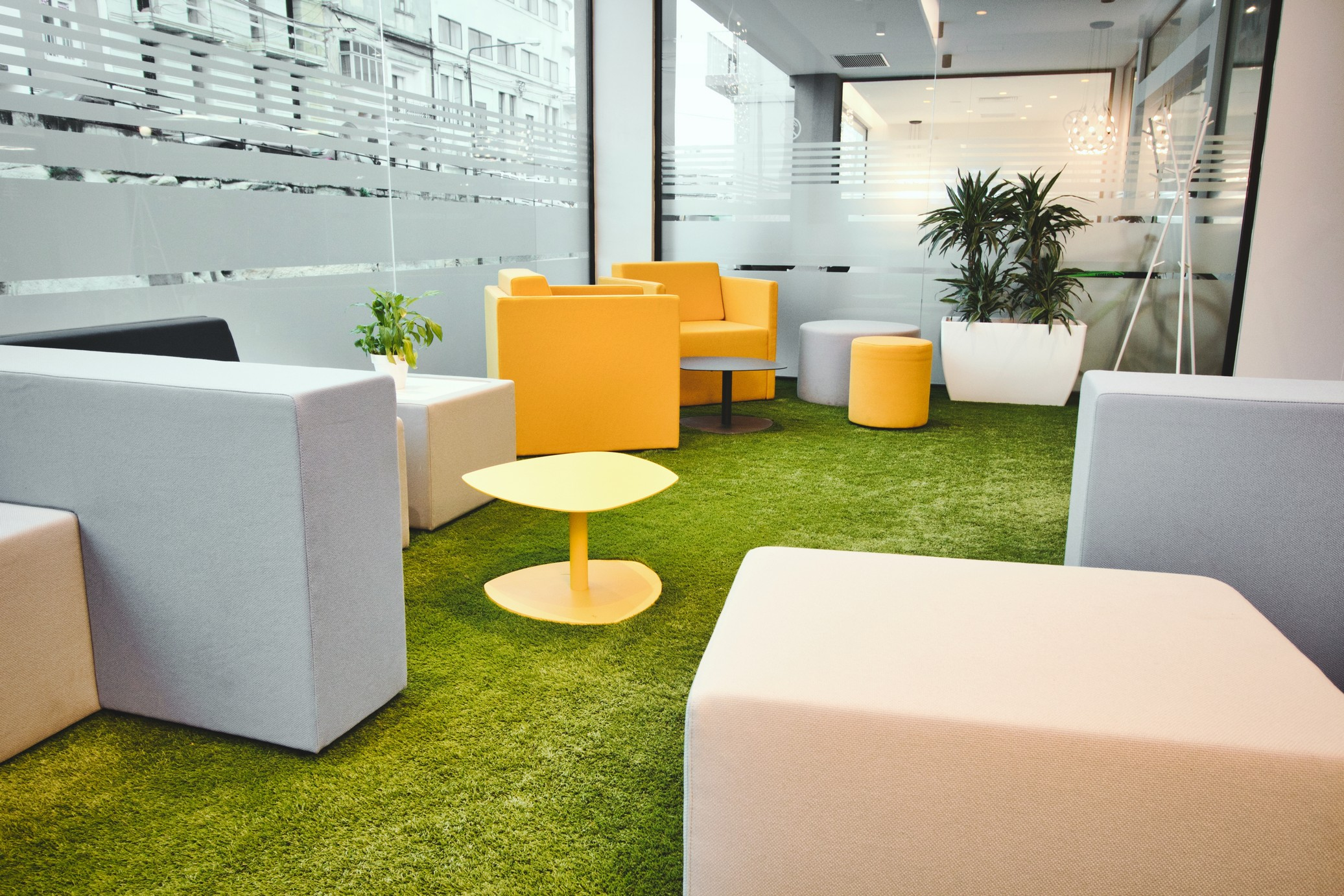 Break Room Design in San Francisco Bay Area
