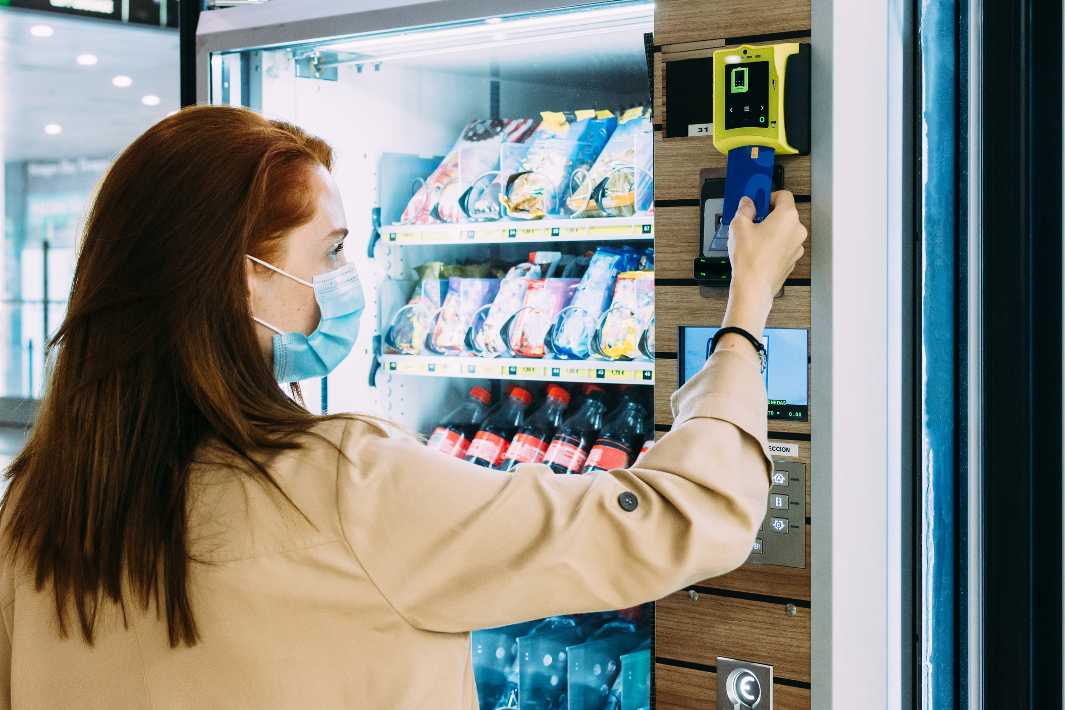 Vending Machines in San Francisco Bay Area