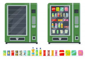 Vending Machine Technology | Green Equipment | San Francisco Bay Area Vending Service | Workplace Refreshment Services