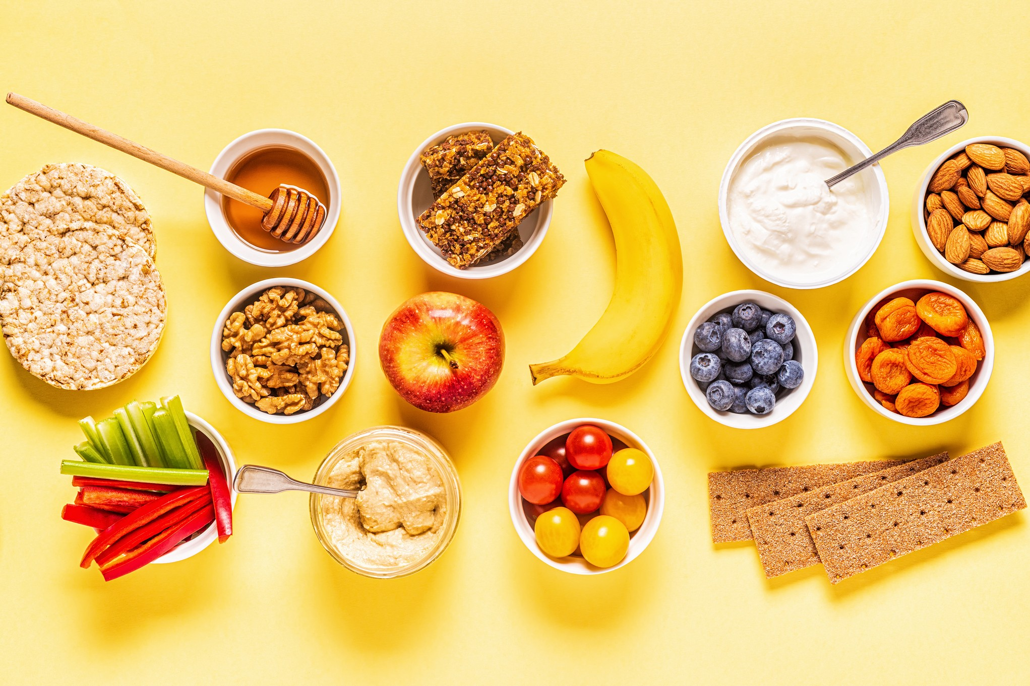 San Francisco Bay Area Alternative Snack Choices | Better-for-You | Healthy Break Room
